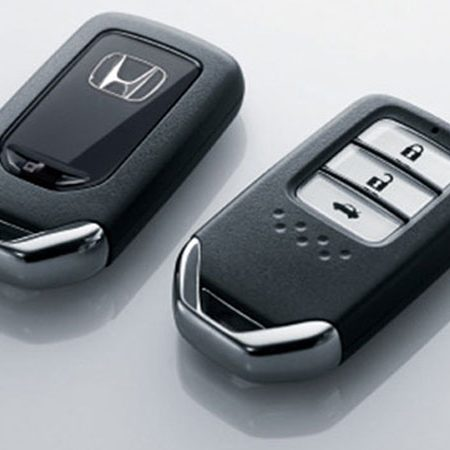 Honda_Grace_LX_Smart_Key
